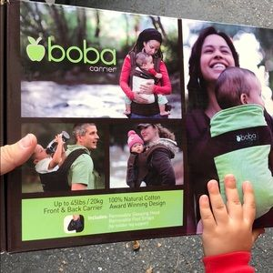 Boba baby carrier